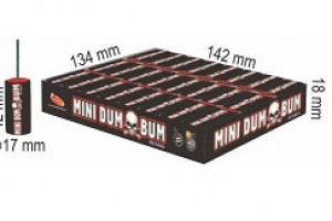 Petardy DumBum Mini Klasek- Etna Fajerwerki